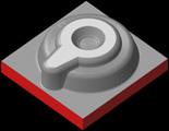 ナスカ・プロ 2.5D+ナスカ・プロ 投影計算 サンプル1
