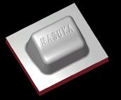 ナスカ・プロ 2.5D+ナスカ・プロ 投影計算 サンプル3
