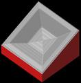 ナスカ・プロ 2.5D+ナスカ・プロ 投影計算 回転変換 サンプル1