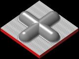 ナスカ・プロ2.5D+ナスカ・プロ投影計算 見切り サンプル2