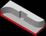 ナスカ・プロ 2.5D 等高線加工 サンプル9