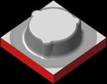ナスカ・プロ 2.5D 等高線加工 サンプル2